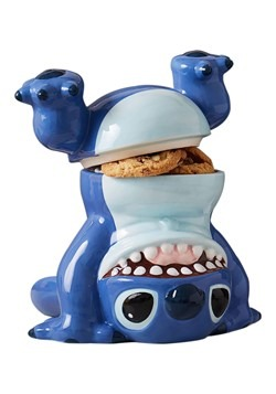 Stitch Handstand Cookie Jar