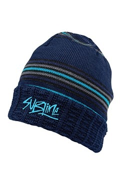 Sublime Striped Long Beanie