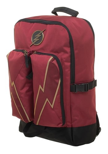 DC Comics Flash Double Pocket Backpack