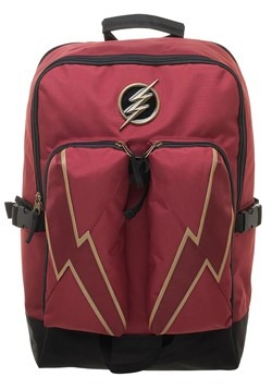 DC Comics Flash Double Pocket Backpack Alt 2