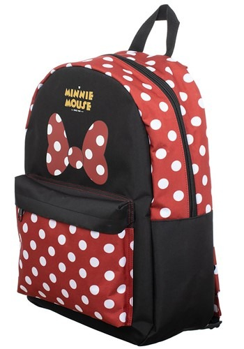 Minnie Mouse Sublimated Panel Print Backpack