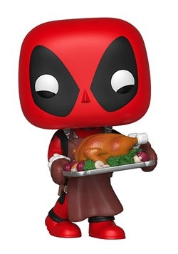 Pop! Marvel: Holiday- Deadpool