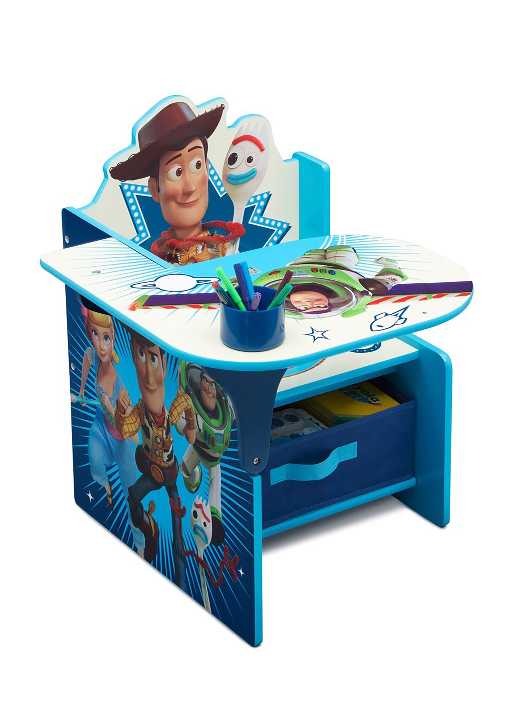 Super Toy Story Chair Desk With Storage Bin Creativecarmelina Interior Chair Design Creativecarmelinacom