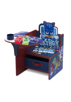 PJ Masks Chair Desk with Storage Bin