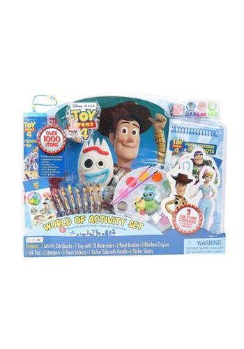 Toy Story 4 Giant Art Activity Tray Kit