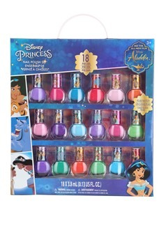 Aladdin 18pk Nail Polish in a Box