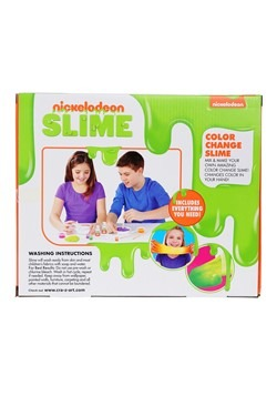 Nickelodeon Color Change Slime Alt 1