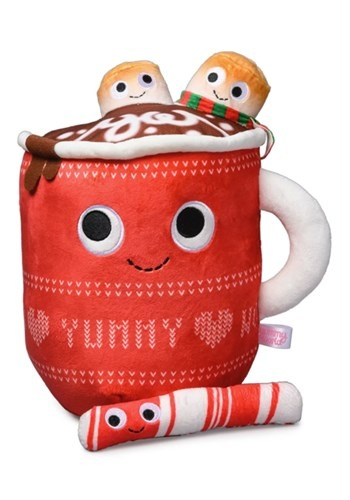 "Yummy World Judy Hot Cocoa 11"" Medium Plush New"