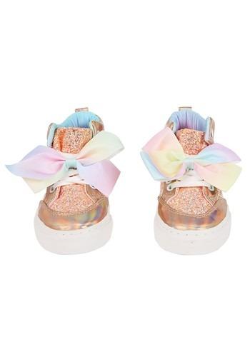 JoJo Siwa Pink w/ Bow Girls Sneakers