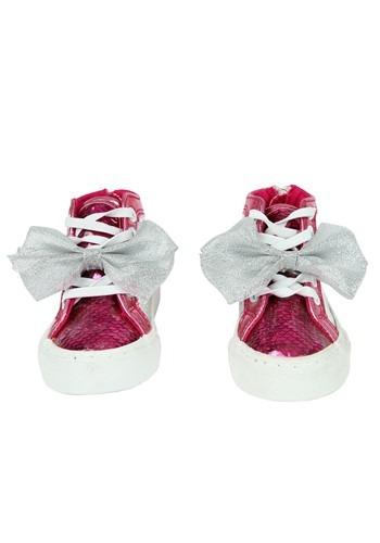 Jojo Siwa Pink Toddler Shoes