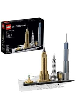 LEGO Architecture New York City new