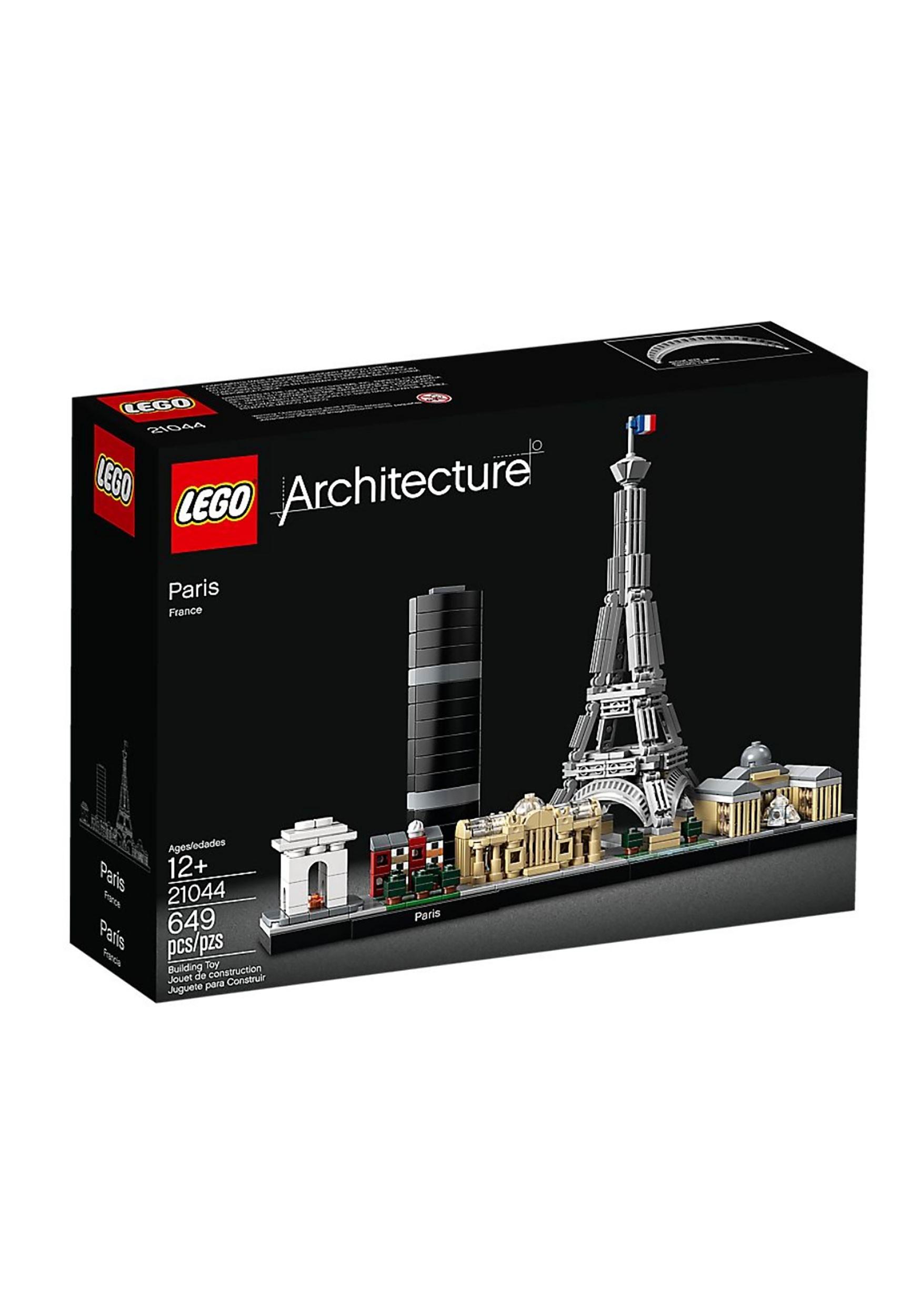 LEGO Architecture of Paris