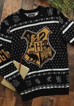 Harry Potter Hogwarts Ugly Christmas Sweater Upd