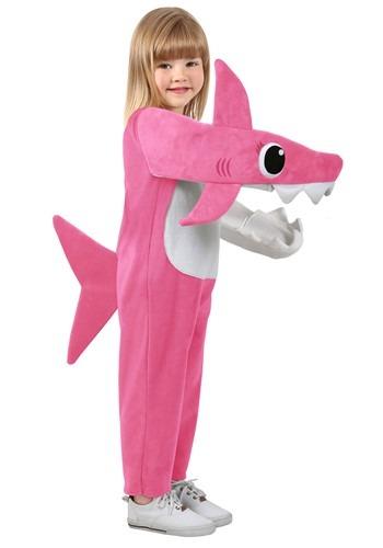 Mommy Shark Child's Deluxe Costume