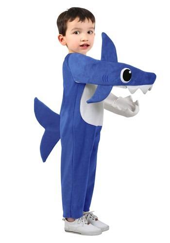 Daddy Shark Deluxe Kid's Costume