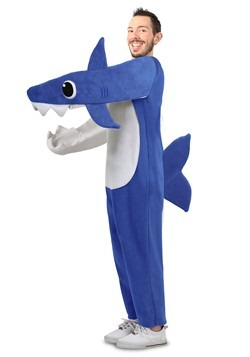 Daddy Shark Deluxe Costume for Adults