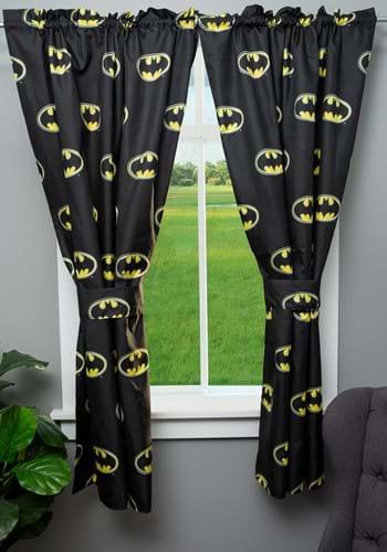 Batman Emblem Curtain Upd