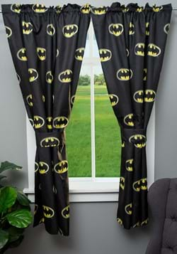 Batman Emblem Curtain