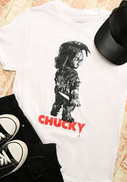 Mens Chucky Short Sleeve Tee Update
