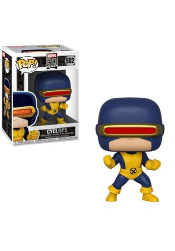 Pop! Marvel: 80th- First Appearance: Cyclops upd