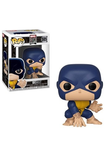 Pop! Marvel: 80th- First Appearance- Beast upd