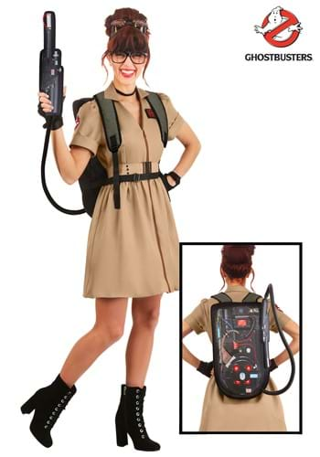 Ghostbusters Costume Dress for Women update1