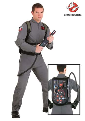 Ghostbusters 2 Cosplay Men's Costume Main UPD