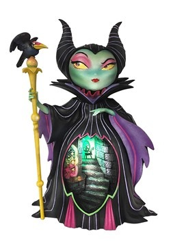 World of Miss Mindy Presents Disney Maleficent Fig