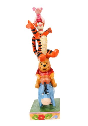 Winnie the Pooh Statue By Jim Shore