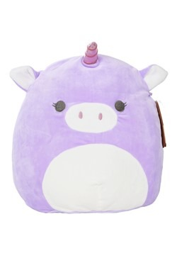 "Squishmallow Mia the Unicorn 12"" Plush"