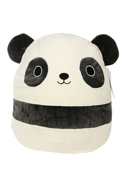 "Squishmallow Stanley the Panda 16"" Plush"