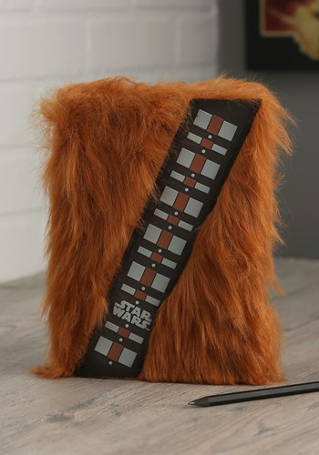 Chewbacca Deluxe Journal Update