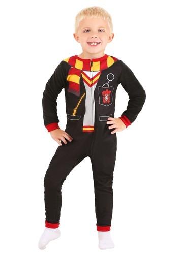 Harry Potter Toddler Union Suit Costume