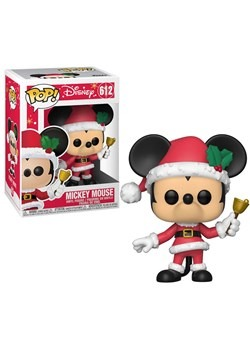 Funko Pop Disney Holiday Mickey Mouse Figure