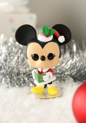 POP Disney Holiday Minnie Mouse Figure Main UPD