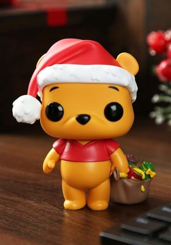 Pop! Disney: Holiday- Winnie the Pooh upd