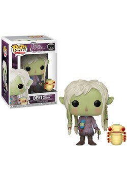 Pop! TV: The Dark Crystal- Deet upd