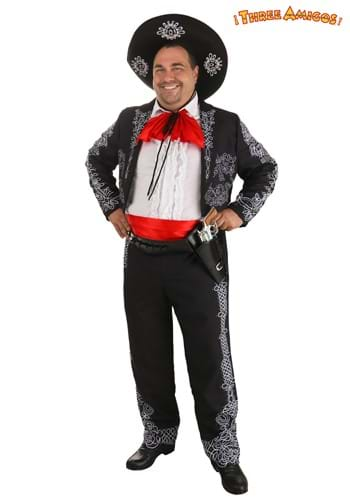 Mens Plus Size The Three Amigos Costume-2