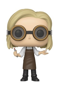 Pop! TV: Doctor Who- 13th Doctor w/Goggles