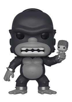 Pop! Animation: Simpsons- Treehouse of Horror- King Homer