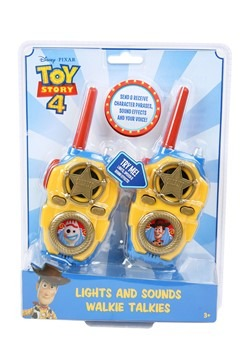 Toy Story 4 Deluxe FRS Walkie Talkies