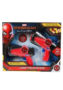 Spider Man Far From Home Laser Tag Blasters
