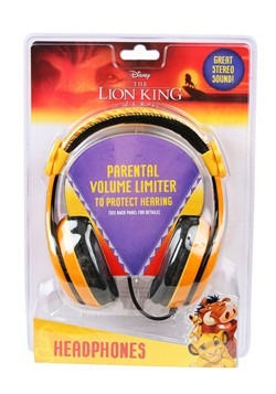 Lion King Youth Headphones