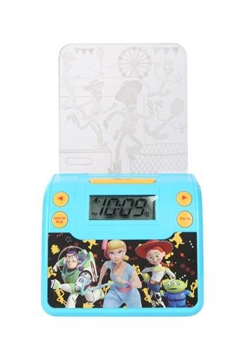 Toy Story 4 Nightlight Alarm Clock w/ USB Charging