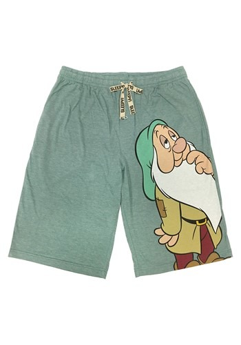 Seven Dwarfs Sleepy Drawstring Sleep Shorts