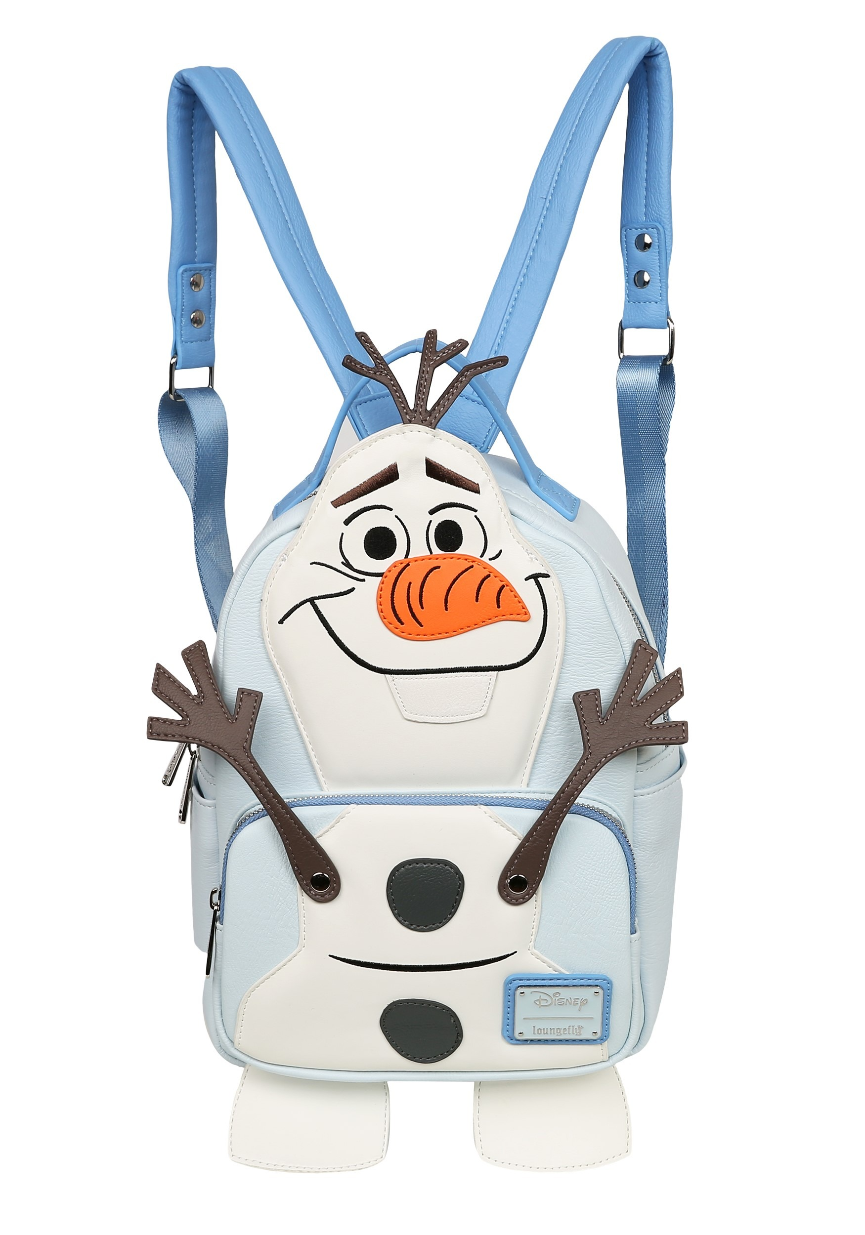 Loungefly Frozen Olaf Mini Faux Leather