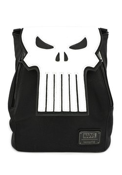 Loungefly Marvel The Punisher Faux Leather Mini Ba