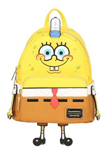 Loungefly Spongebob Squarepants Faux Leather Mini