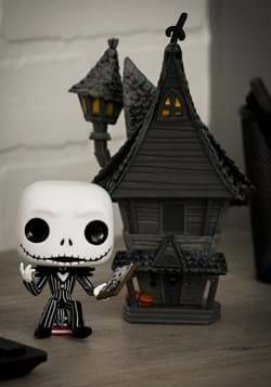 Nightmare Before Christmas- Jack w/ Jack's House Pop! Townup