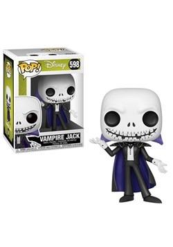 Pop! Disney: Nightmare Before Christmas- Vampire Jack upd